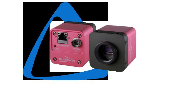 Photonfocus MV1 3D - Producto de visión artificial en la industria