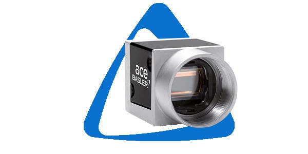 Basler Ace U - Producto de visión artificial en la industria